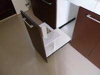 furniture semarang kitchen set lurus iim04