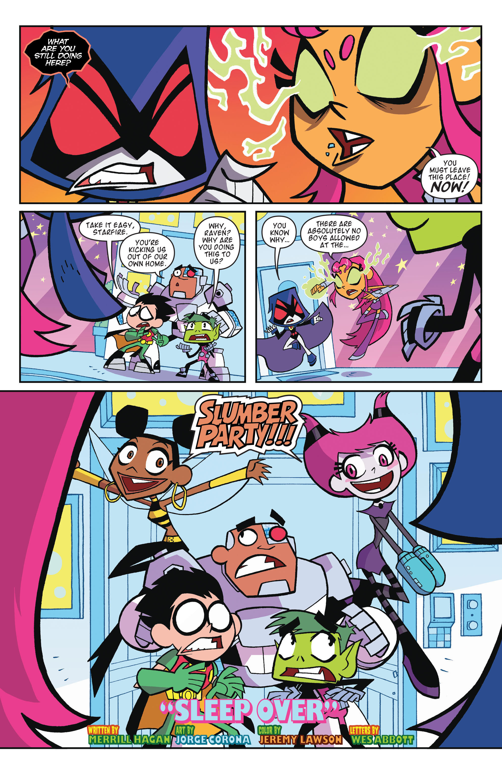 Read online Scooby-Doo! Team-Up comic -  Issue # _Special - 3