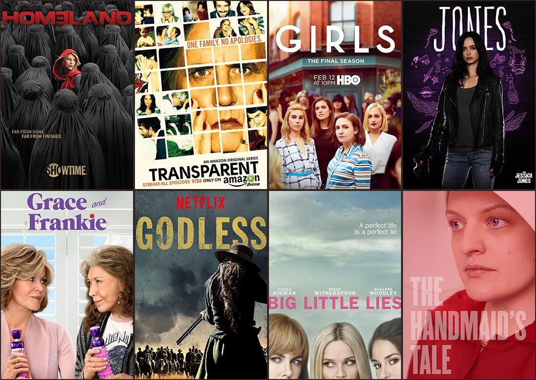 Punto de lu, series feministas