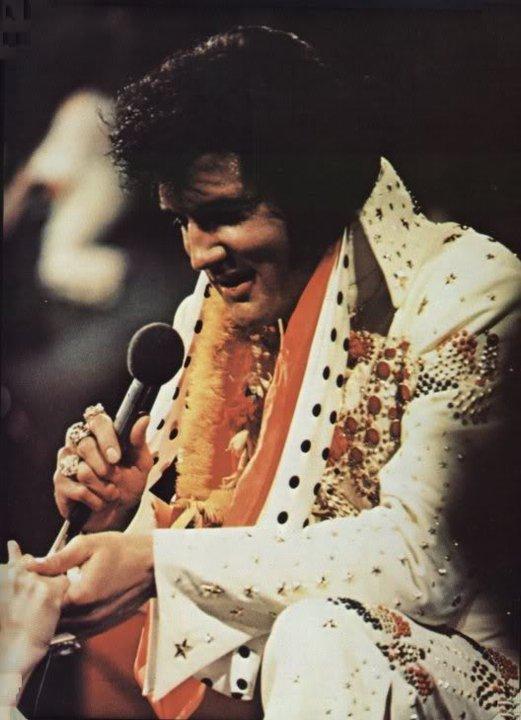 Elvis Presley Aloha From Hawaii Via Satellite 1973
