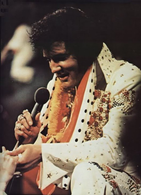 Elvis Presley Aloha From Hawaii Via Satellite 1973
