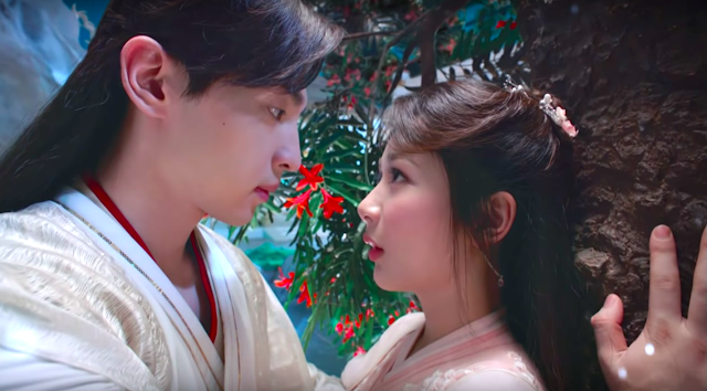 Ashes of Love Deng Lun and Yang Zi