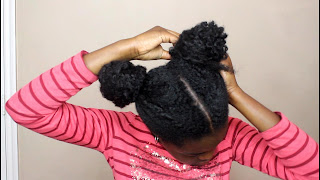 4 Easy Teen Natural Hairstyles You Can Do Yourself in 1 Minute  | DiscoveringNatural
