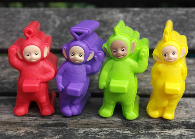 Teletubbies Pull and Play Giant Noo Noo - Review