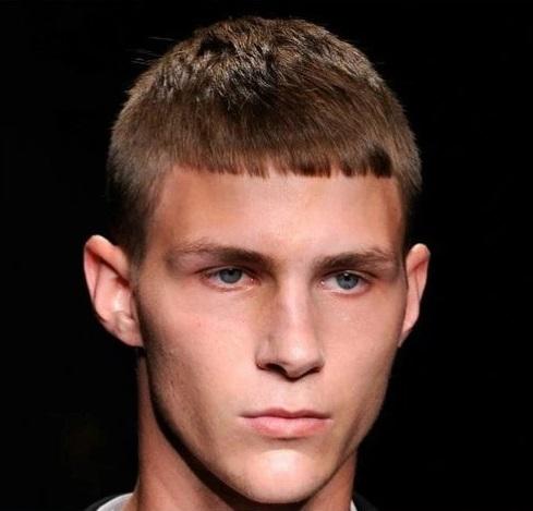 25 Potongan Rambut Pria Dengan Poni Info Top