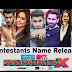 MTV Splitsvilla X (10) 2017 Contestants Name List- Revealed