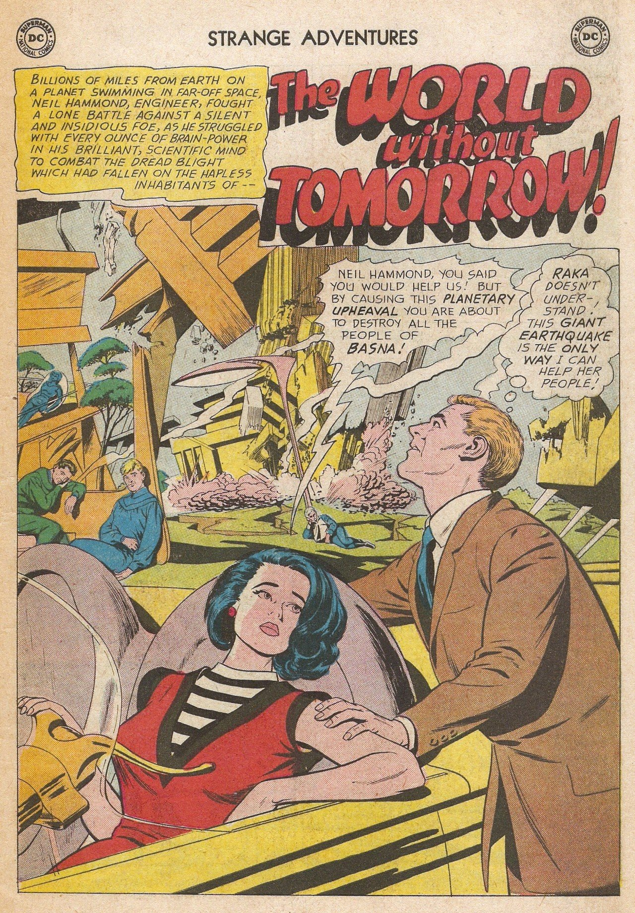 Strange Adventures (1950) issue 139 - Page 15