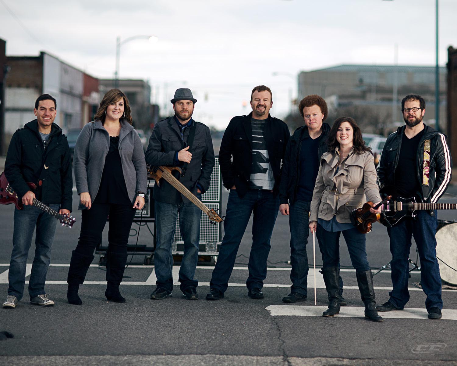 Casting Crowns - The Acoustic Sessions Volume 1 2013 Band Members