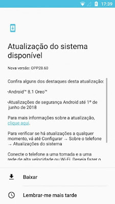 Moto G5s Plus Oreo Updates