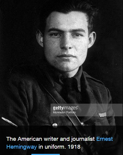 a biography of ernest hemingway an american novelist July 21, 1899 – july 2, 1961 ernest hemingway (21 july 1899 – 2 july 1961) was an american novelist and short story writer whose works are characterized by terse.
