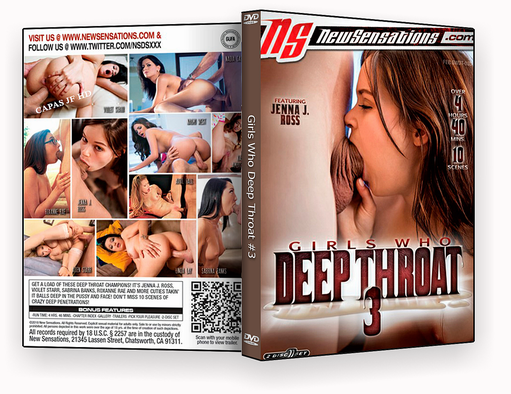 CAPA DVD – Girls Who Deep Throat 3 xxx 2018 – ISO