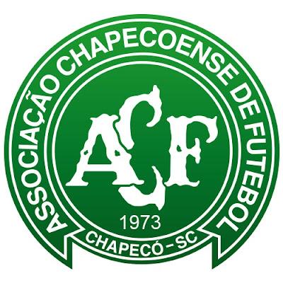Chapecoense modifica su escudo en honor a sus jugadores fallecidos