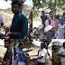மோர் பந்தலின் போது புத்தக வினியோகம் : கிளை-2,இக்ரா தவ்ஹீத் நூலகம்  (19-04-16)