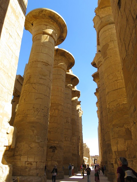 Great Hypostyle Hall Karnak