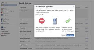 Cara Mengatasi Facebook di hack