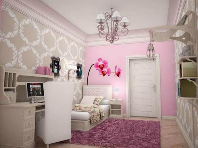 dekorasi kamar tidur biru, dekorasi kamar tidur biasa, dokorasi kamar tidur balita, dokorasi kamar tidur anak perempuan sederhana, dokorasi kamar tidur anak perempuan remaja