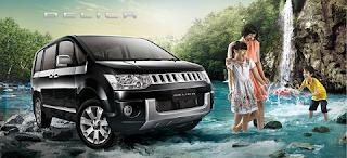Spesifikasi dan Harga Mitsubishi Delica 2018