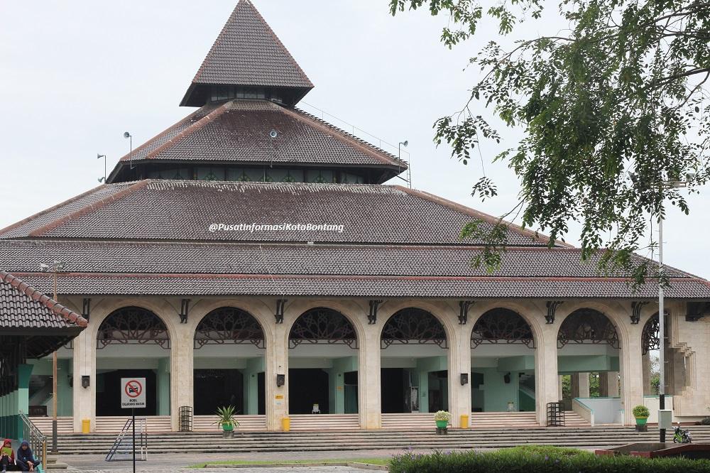 Masjid Baiturrahman Kota Bontang