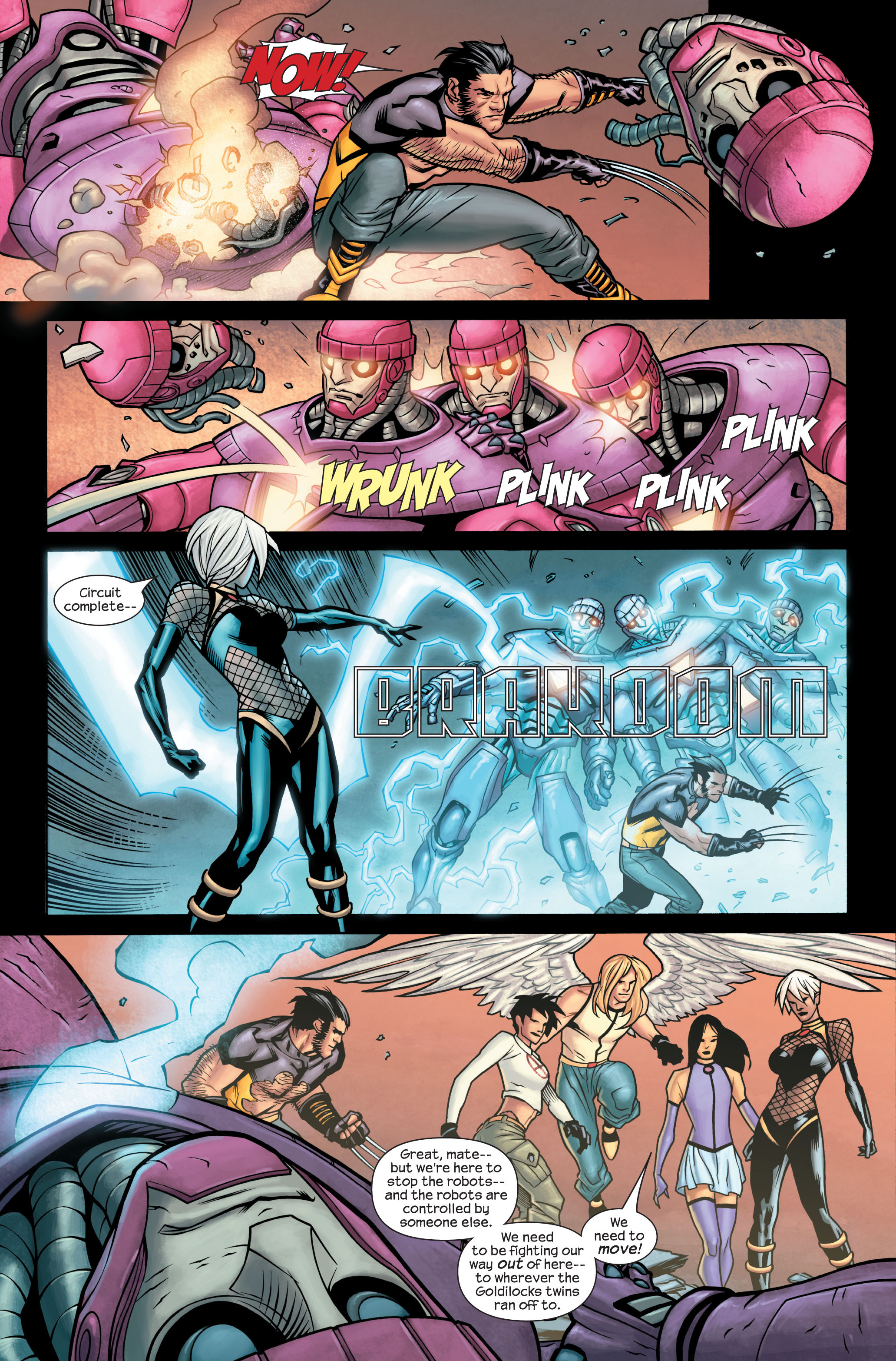 Read online Ultimate X-Men comic -  Issue #86 - 14