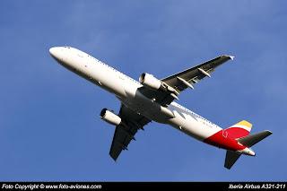 AIRBUS A321 EC-IGK