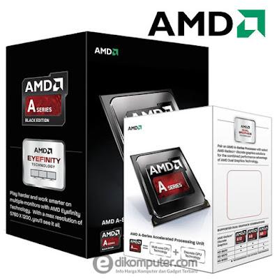 Harga Processor AMD Richland Terbaru