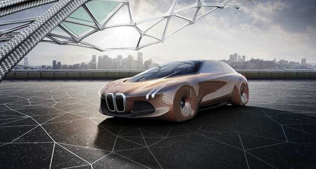 Primer prototipo semi-autónomo BMW