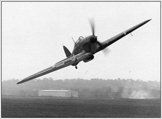 1 August 1940 worldwartwo.filminspector.com Hawker Hurricane