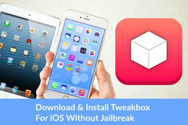 Tweakbox For iOS