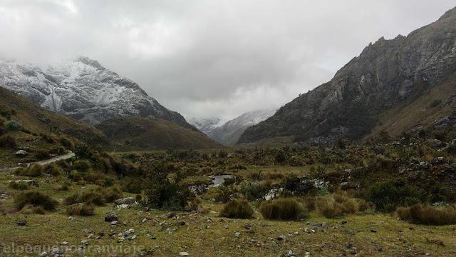 Laguna 69, Nevado de Pisco, Chacraraju