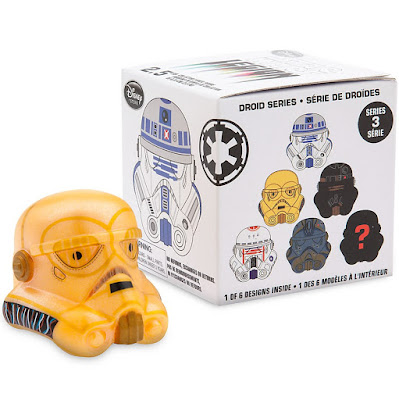 Star Wars Legion Droids Series 3 Blind Box Mini Figures by Disney