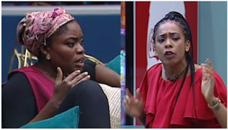 #BBNaija: Bisola And Tboss Engage In Heated Argument Again, (WATCH VIDEO)