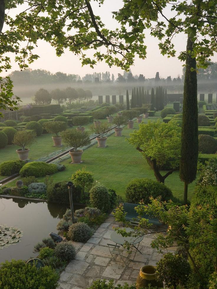 Decor inspiration dominique lafourcade paysagiste en for Garden giardini