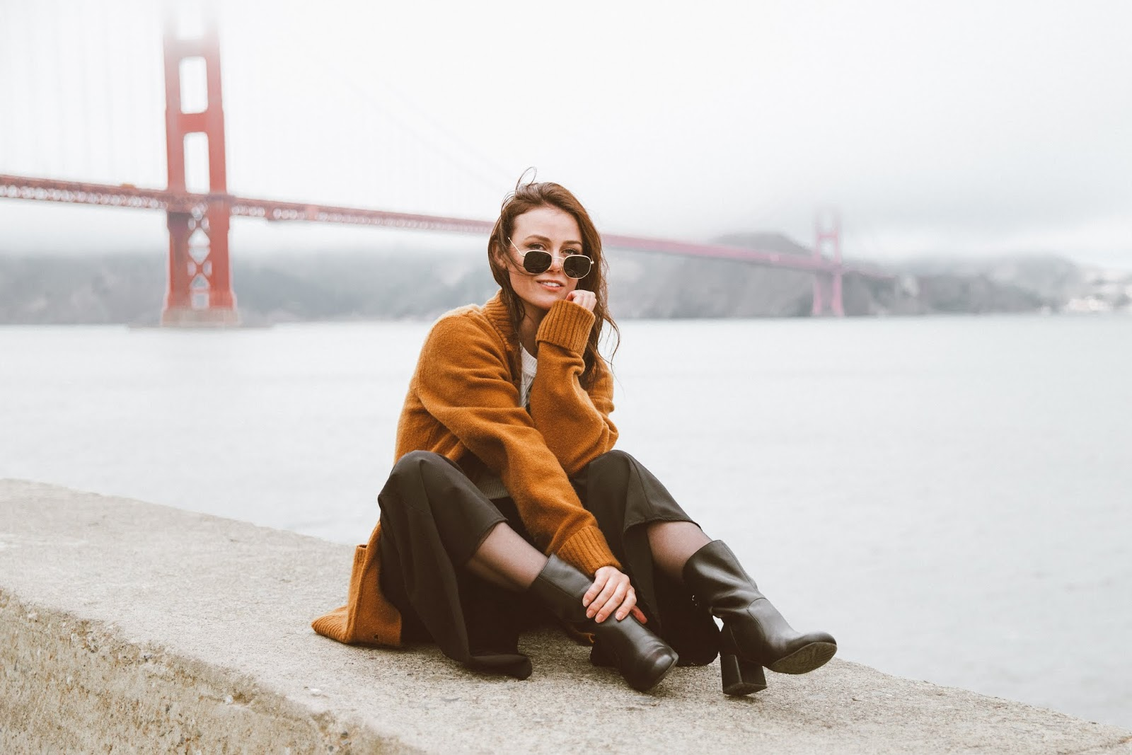 shelly stuckman, ArizonaGirl.com, San Francisco, travel blog, fashion blogger, Golden Gate Bridge