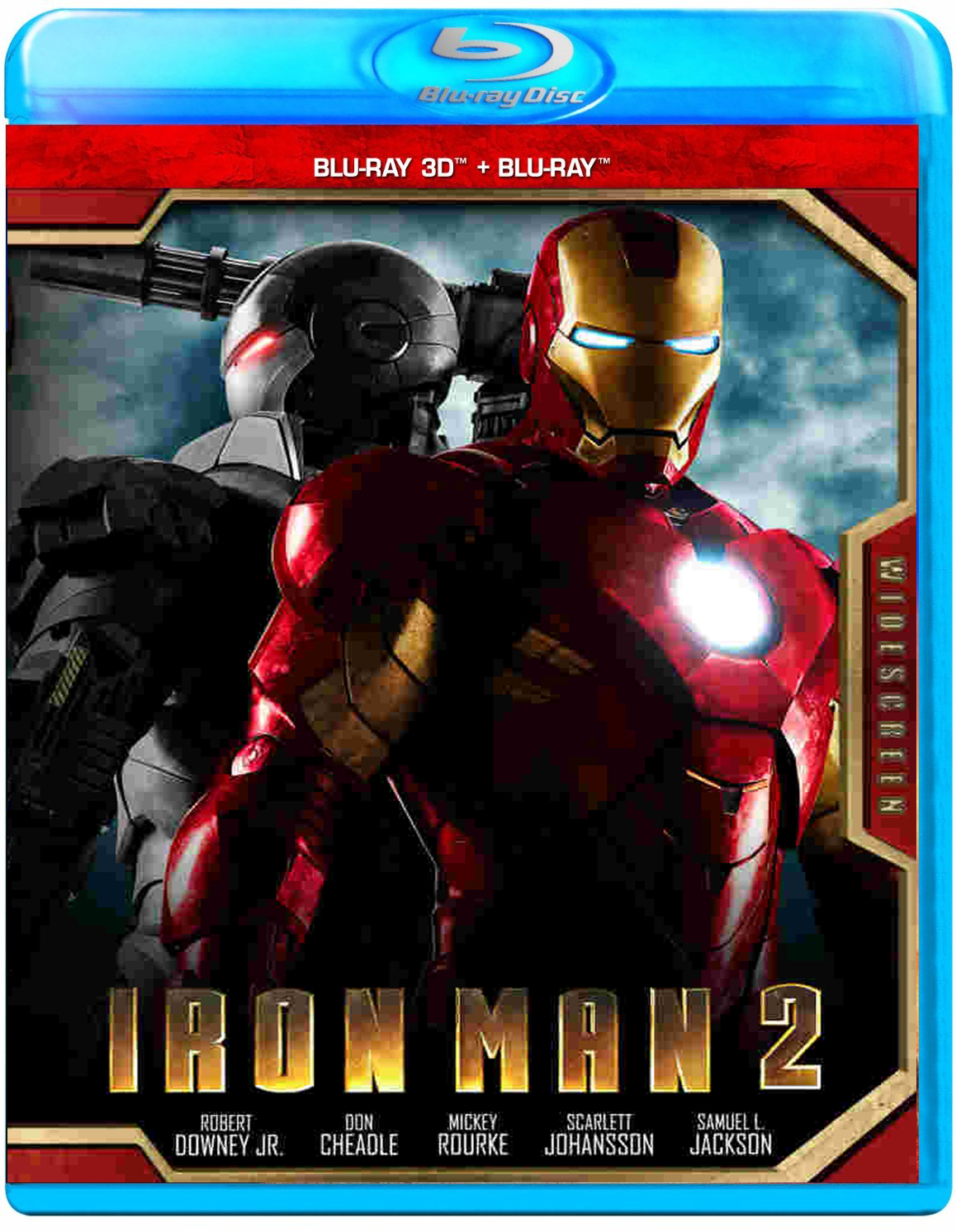 Iron Man 2 | My Movie Collection II