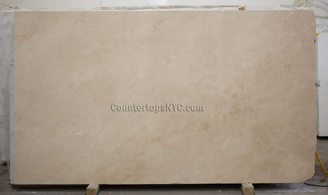 Crema Marfil Select Marble Slab NYC 3 cm