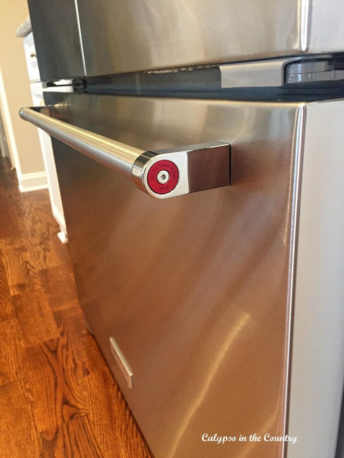 Kitchen Aid Handles