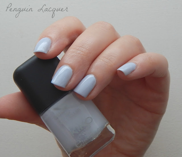 kiko smart fast dry lacquer 026 pastel light blue mit flasche