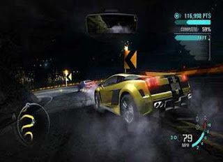 NFS Most Wanted 2005 7mbgames