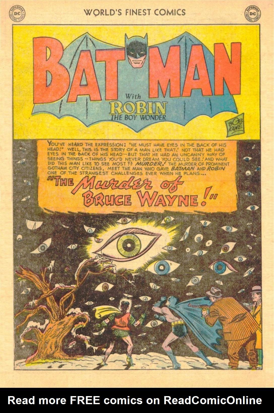 Read online World's Finest Comics comic -  Issue #58 - 54