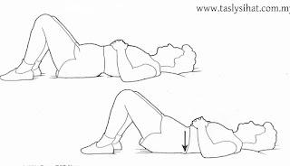 Senaman untuk sakit belakang