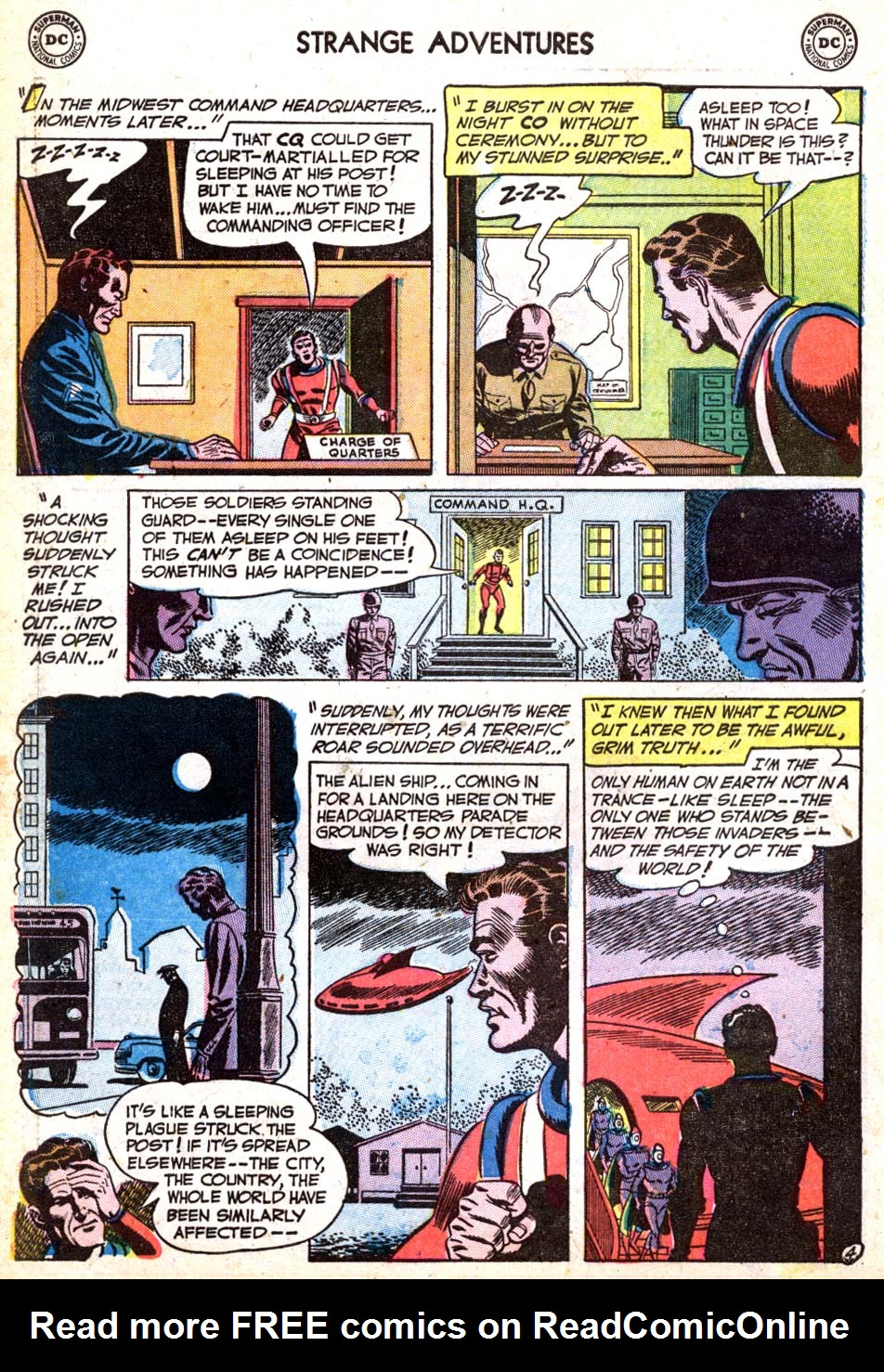 Strange Adventures (1950) issue 25 - Page 6