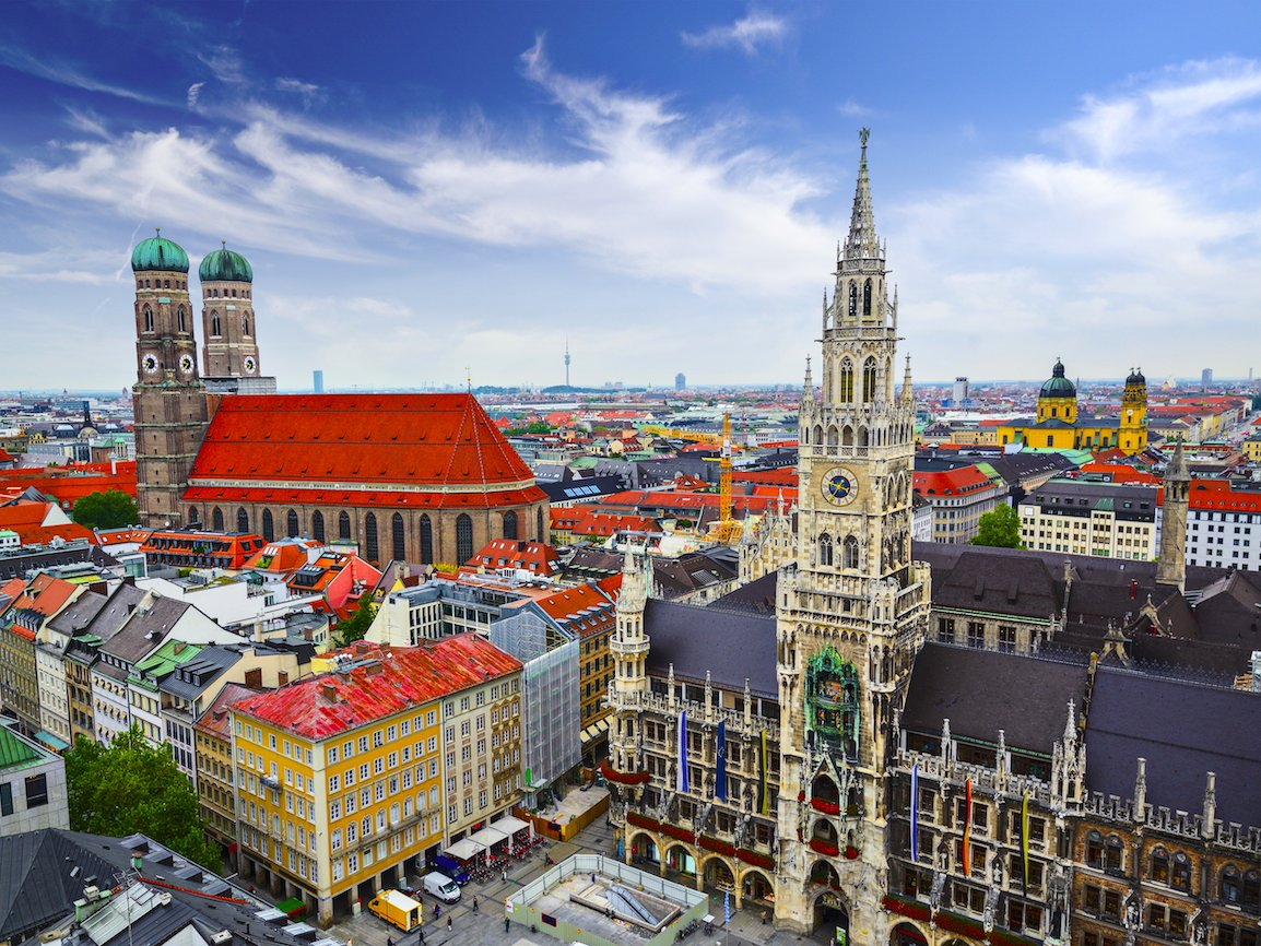 The Top 21 Countries for Quality of Life Have Been Ranked - Germany
