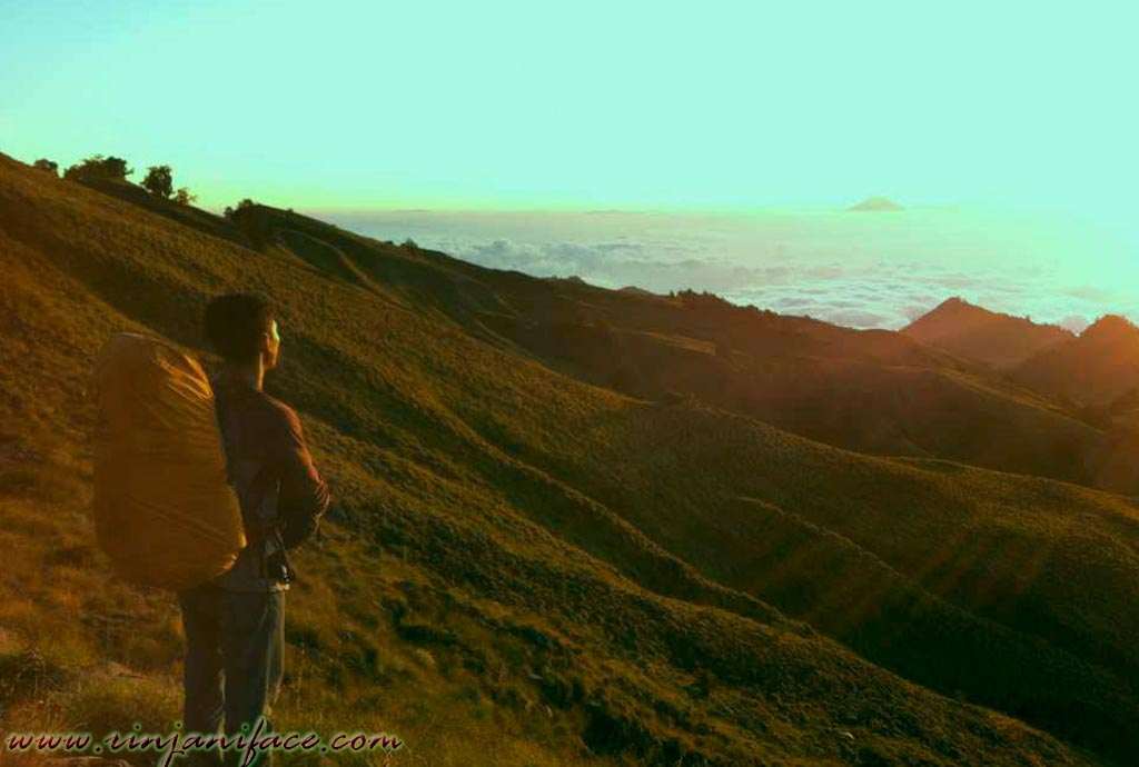Rinjani 2 day 1 night trek