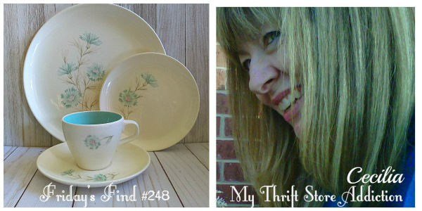 Taylor Smith and Taylor vintage dishes
