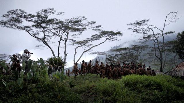 Προβολή του βραβευμένου ντοκιμαντέρ «Το αλάτι της γης» από την Κινηματογραφική Λέσχη Αλεξανδρούπολης