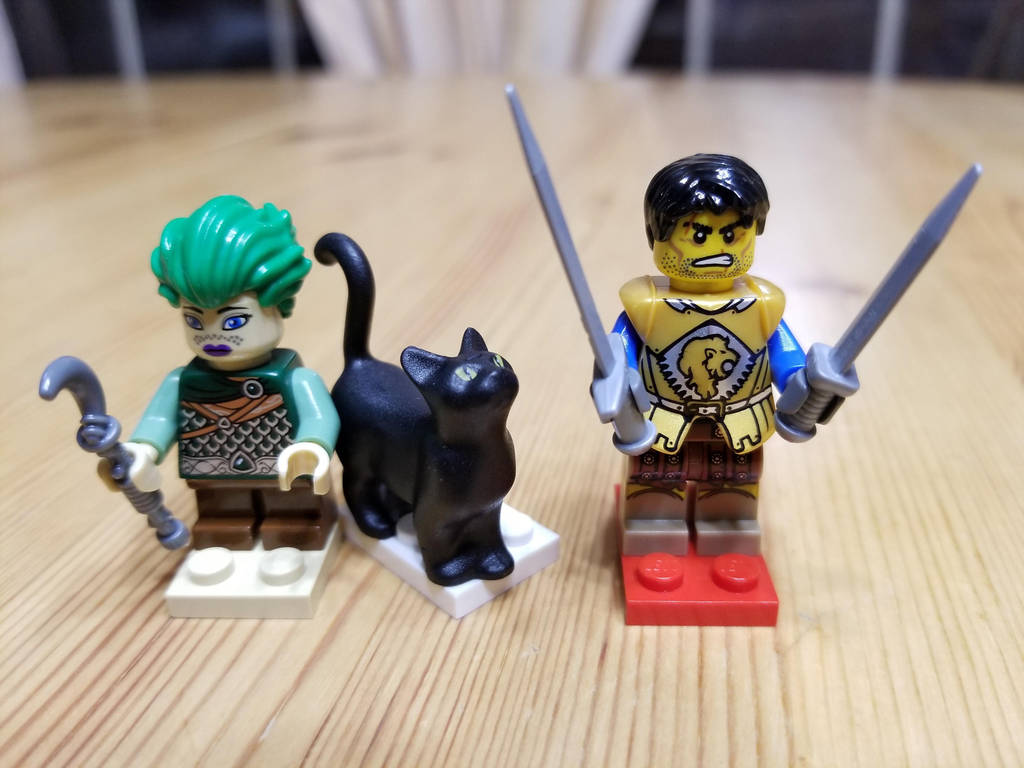 Pathfinder Pregenerated Characters