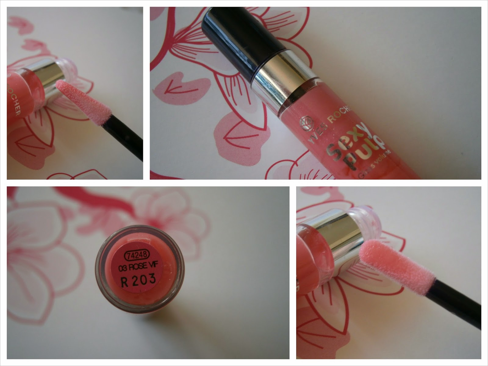Yves Rocher Sexy Pulp 03 Rose Vif
