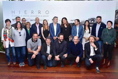 Elenco de 'Hierro', de Movistar+