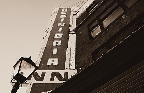 Vintage Neon Signs Medicine Hat Alberta