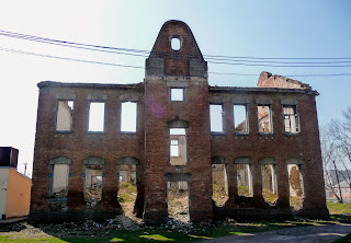 Павлоград. Ул. Рабочая. Старое здание тюрьмы